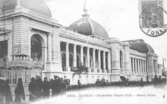 Nha dau xao Ha Noi 1902